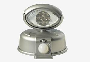 Světelné plašiče kun