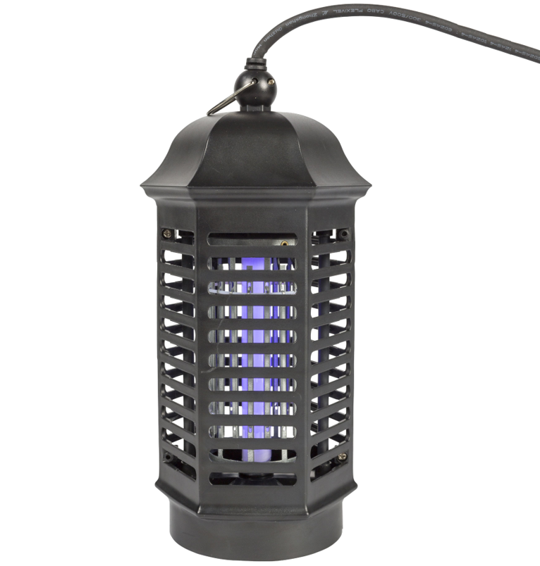 UV lampa proti hmyzu - lapač hmyzu 4 W