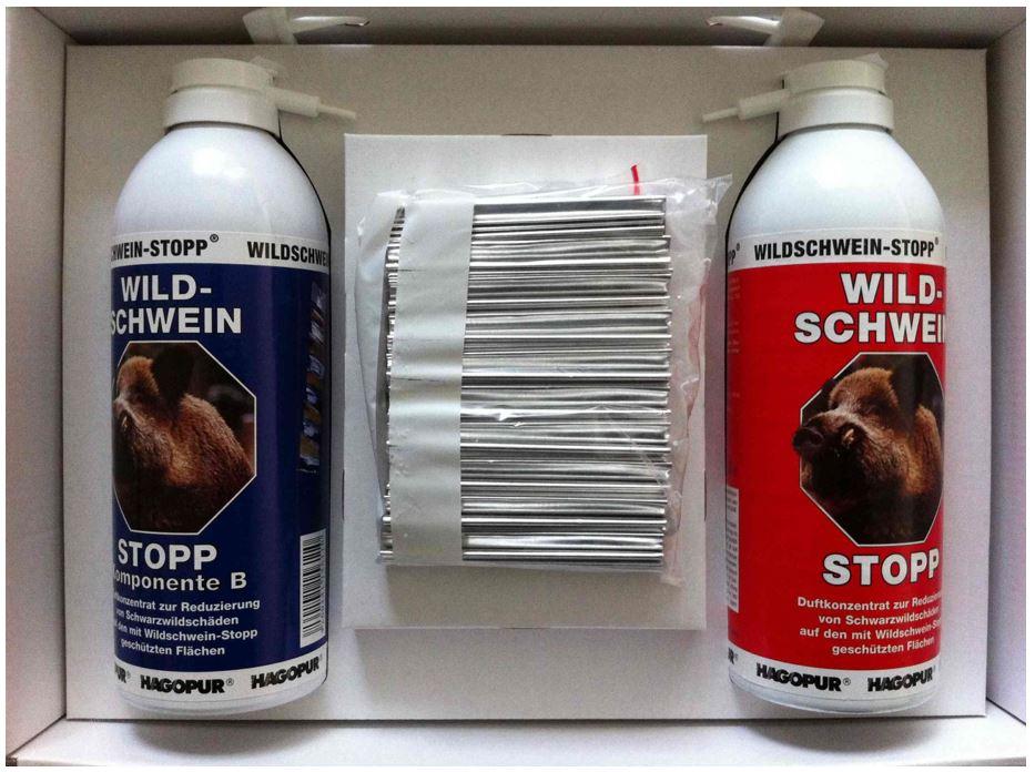 SADA STOP divočákům – proti rytí černé zvěře