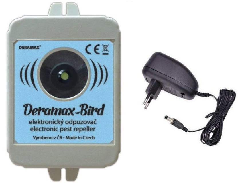 Ultrazvukový odpuzovač  ptáků