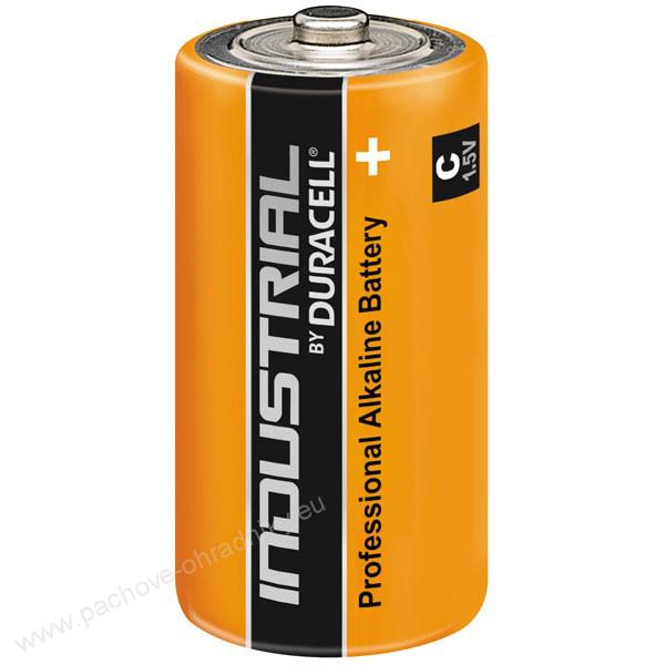 Baterie DURACELL Industrial C LR14 malé mono, 1,5V