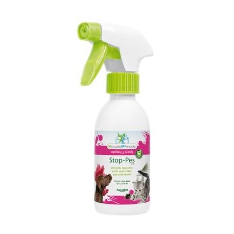 Odpuzovač psů a koček - STOP-PES spray 200ml