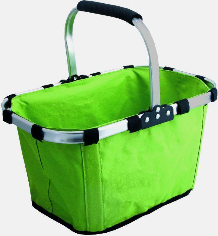 Skládací univerzální košík - využítí jako houbařský košík nebo nákupní košík