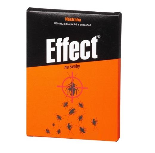 Nástraha na likvidaci a hubení švábů - EFFECT - nástraha na šváby.
