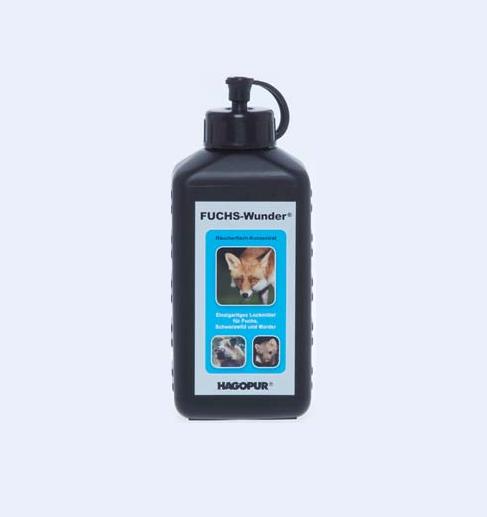 Prémiové vábidlo Hagopur na lišky 250 ml