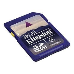 Paměťová SD karta 16GB