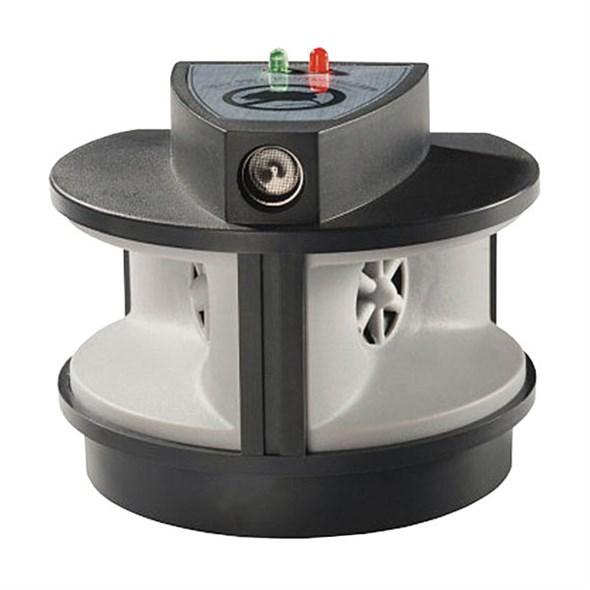 Ultrazvukový odpuzovač kun, hlodavců a hmyzu - Dosah 550 m2