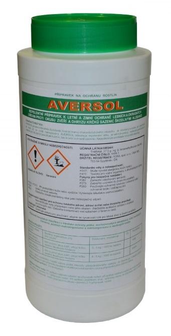 AVERSOL ochrana proti okusu - 2,5kg