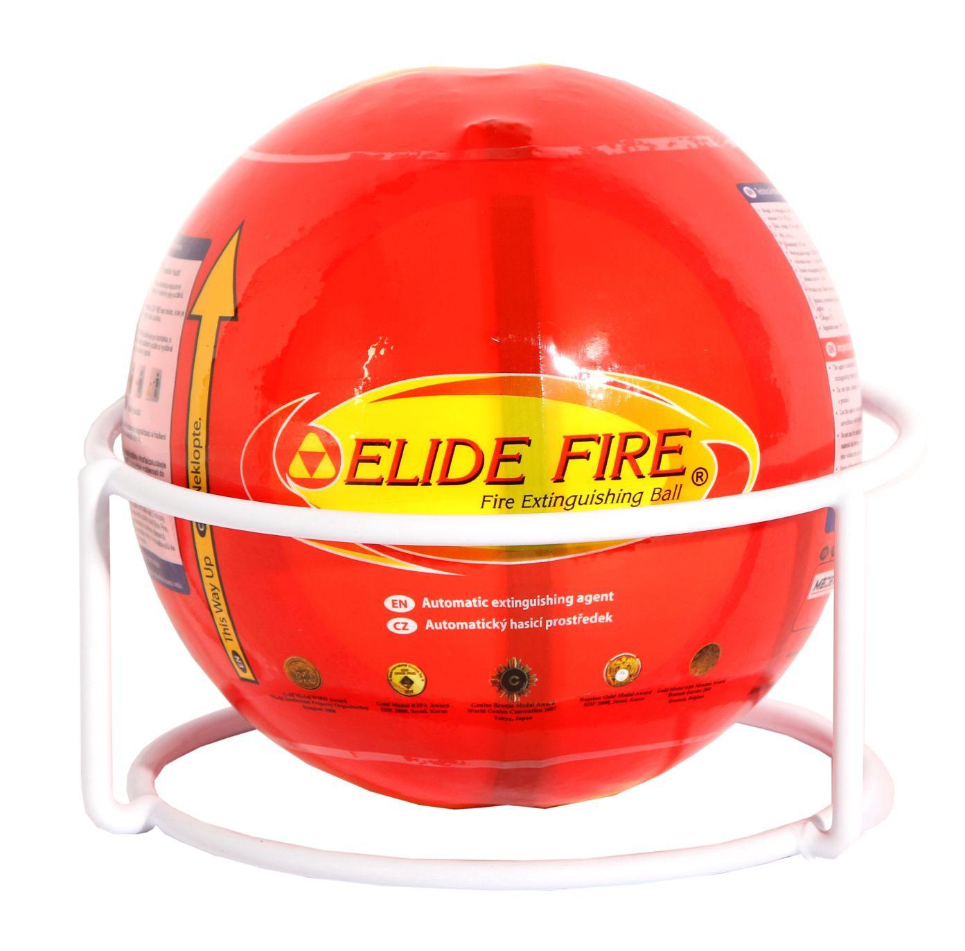 Hasící koule ELIDE FIRE BALL- automatické hasící zařízení