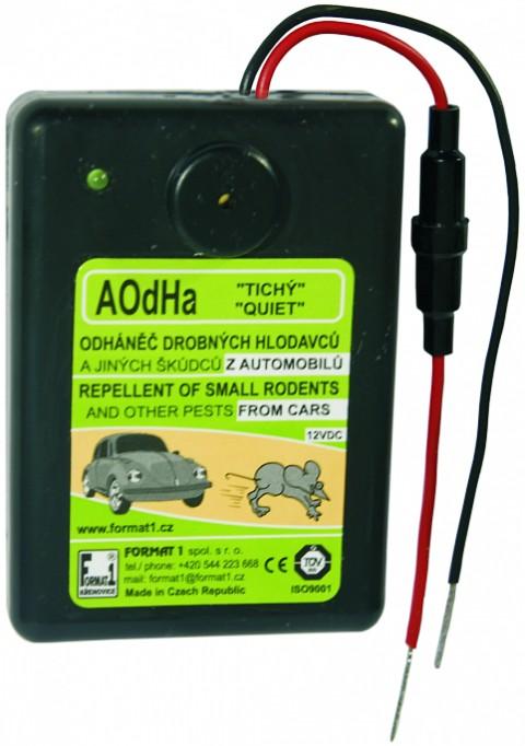 Ultrazvukový odpuzovač kun do auta FORMAT - AODHA/T