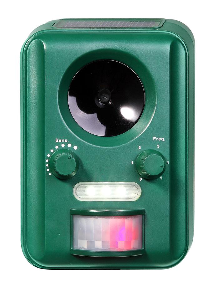 Ultrazvukový odpuzovač REPULSE s příslušenstvím zdarma