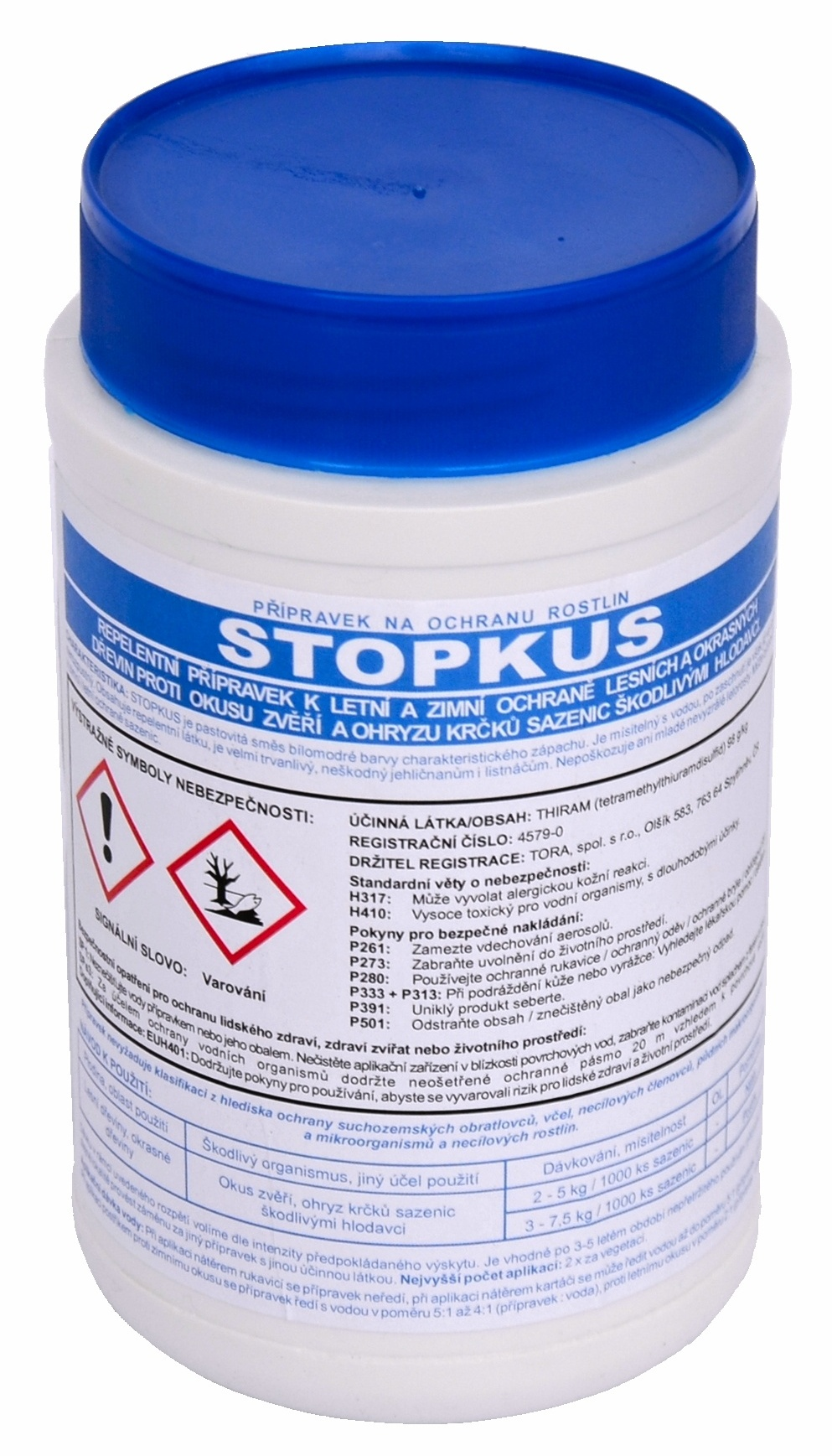 Přípravek proti okusu - STOPKUS 1 kg