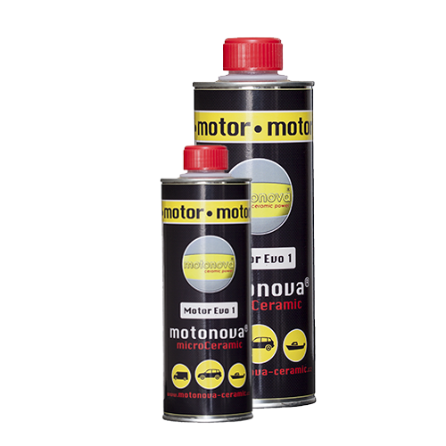 Aditivum do motorového oleje - Motonova®–microCeramic Motor-Evo1 - 750 ml