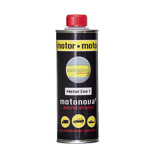 Aditivum do motového oleje - Motonova®–microCeramic Motor-Evo1 - 500 ml.