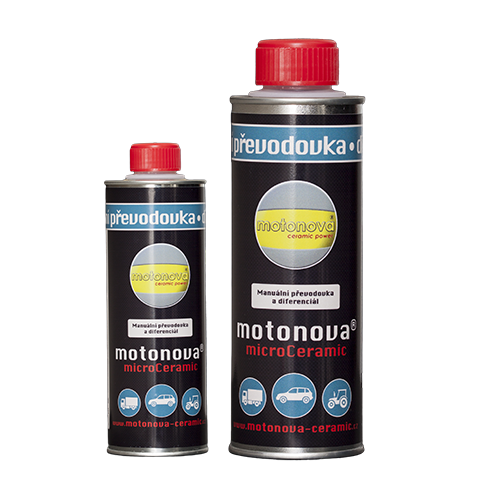Aditivum motonova®–microCeramic pro manuální převodovky objem 750 ml