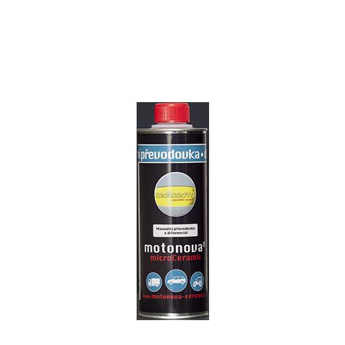 Aditivum motonova®–microCeramic pro manuální převodovky objem 250 ml