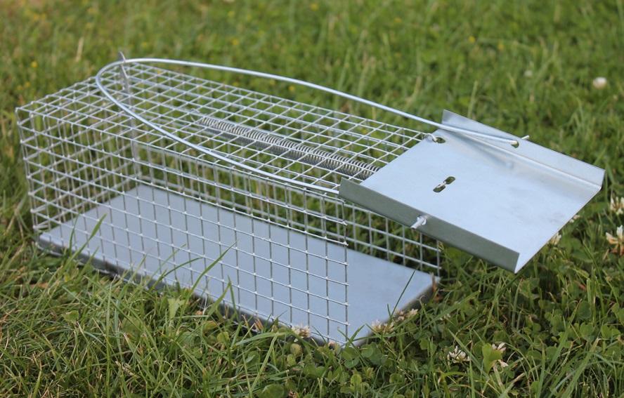 Sklopec na myši a potkany - živolovná past 27x11x11 cm