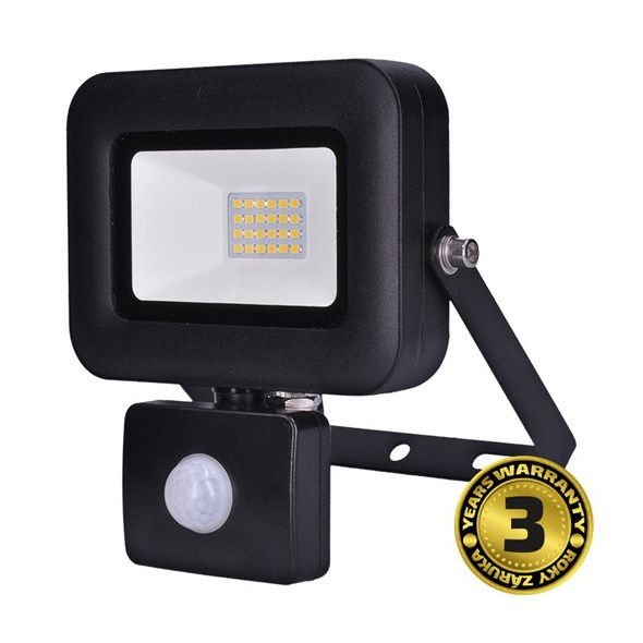 LED reflektor na plašení škůdců 20W s PIR čidlem
