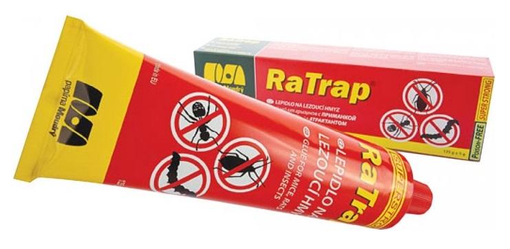 Lepidlo na lezoucí hmyz RaTrap