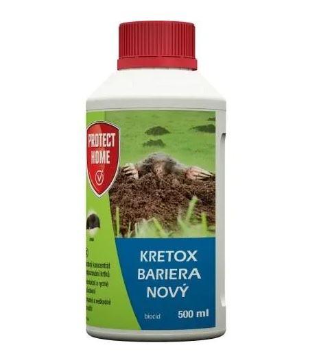 Kretox - koncentrát na krtky 500ml