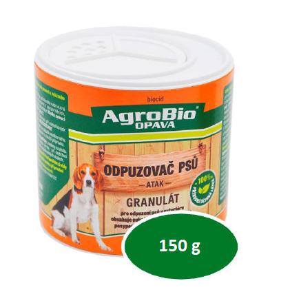 Odpuzovač psů - GRANULE 150 g