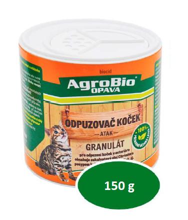 Odpuzovač koček - GRANULE 150 g